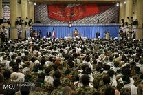 دیدار هزاران بسیجی از سراسر کشور با مقام معظم رهبری