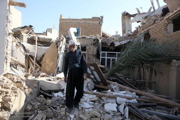 20 کشته و 280 میلیارد تومان بدهی حاصل زلزله کرمانشاه در دالاهو