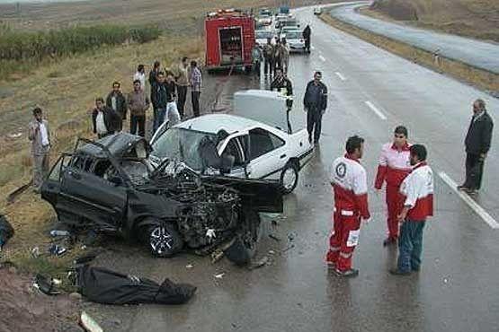کشته شدن ۸ نفر در جاده های کشور