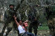 رژیم صهیونیستی یک نوجوان 12 ساله را در کرانه باختری بازداشت کرد