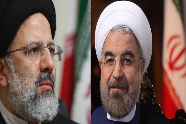 حسن روحانی در شهرستان گرمی از رقبا پیشی گرفت