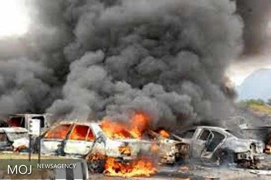 حمله انتحاری تروریست ها در کربلا