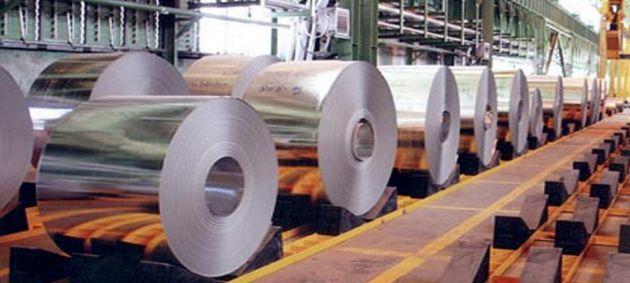 ایران به دنبال رسیدن به صادرات 20 میلیون تنی فولاد در افق 1404