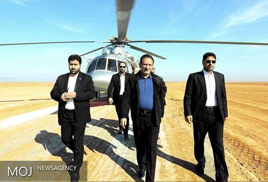 ۴۹۸ طرح سامانه آبیاری نوین در شیراز افتتاح شد