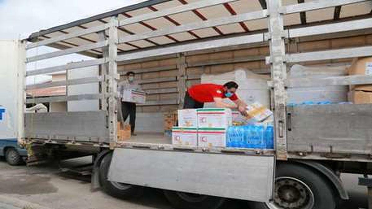 ارسال کمک های مردم نیکوکار مازندران به سیستان و بلوچستان