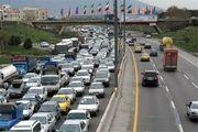 آزادراه کرج-قزوین پرترددترین جاده کشور/ 12 جاده مسدود است