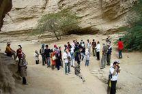 بازدید یک میلیون نفر از از سایتهای گردشگری قشم