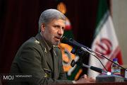 ایران در بالاترین نقطه از آمادگیهای دفاعی-نظامی قرار دارد