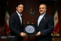 سلطانی فر: میزبانی مسابقات بین المللی سه گانه در آسیا و منطقه برای ما مهم است