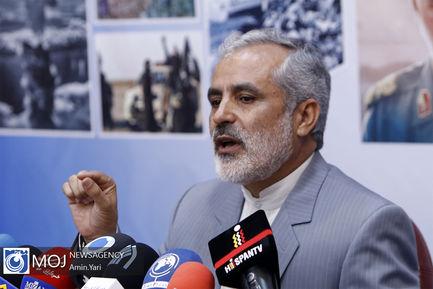 نشست خبری قائم مقام شورای هماهنگی تبلیغات اسلامی- ۳ تیر ۱۳۹۹