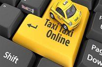 توقف فعالیت بازاریابان شرکت های تاکسی اینترنتی در سطح شهر