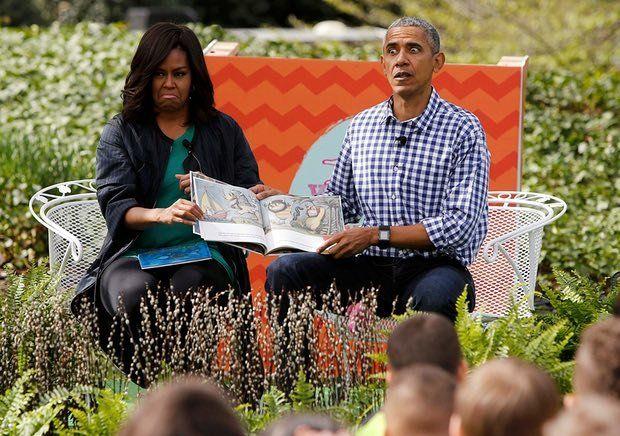 مبلغ قرارداد کتاب «اوباما» و همسرش چقدر است؟