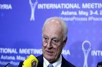 دور بعدی مذاکرات ژنو درباره سوریه هفته آینده برگزار میشود