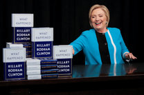 کتاب «هیلاری کلینتون» رکورد شکست