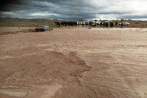 نجات 75 نفر از سیلاب جازموریان/ اعزام نیروهای ارتش برای کمکرسانی