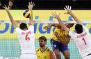 ساعت بازی والیبال ایران و برزیل مشخص شد