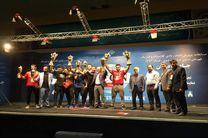 مسابقات جام آزادگان در مشهد برگزار شد/196 ورزشکار به رقابت پرداختند