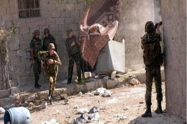 تسلط ارتش سوریه بر منطقه استراتژیک «العباسیه» در حمص