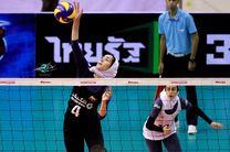 شکست تیم والیبال بانوان ایران مقابل استرالیا/ ایران هشتم شد