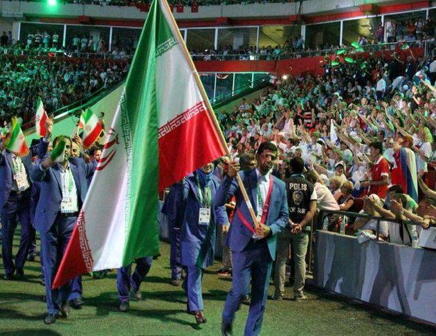 آغاز المپیک ورزشی ناشنوایان جهان در ترکیه