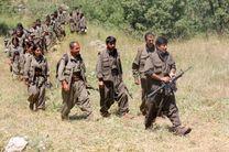 ادعای ترکیه در باره تسلیحات پ ک ک