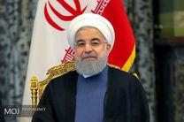 حسن روحانی پایان داعش را اعلام کرد