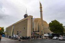اردوغان بزرگترین مسجد اروپا را افتتاح کرد
