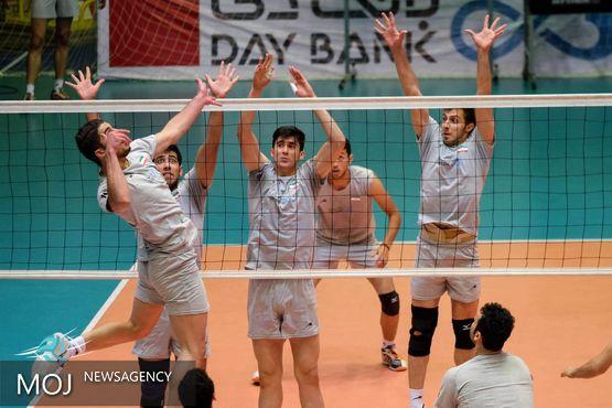صعود تیم والیبال جوانان آذربایجان غربی به جمع چهار تیم برتر کشور
