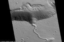 خاموشی آتشفشان مریخی همزمان با نابودی دایناسورها در زمین