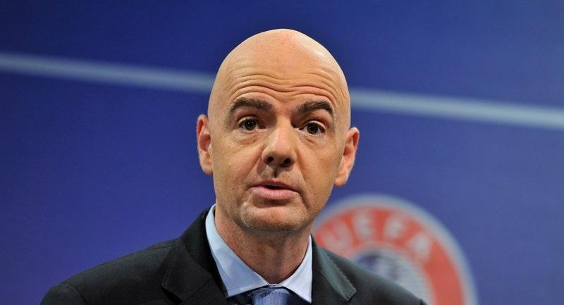 اینفانتینو جلساتی مخفیانه با مسئولان یک دادگاه سوئیسی برگزار کرد