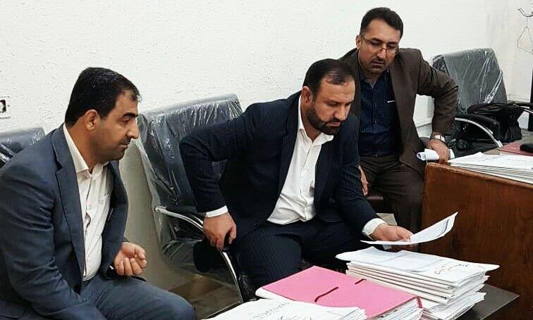 بازدید شبانه رئیس کل دادگستری هرمزگان از دادسرای بندرعباس