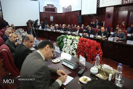 دیدار مدیران وزارت اقتصاد با رییسجمهوری