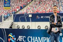 لایو 800 هزارنفری عادل فردوسی پور در آغاز بازی+ فیلم گل اول پرسپولیس با گزارشگری عادل