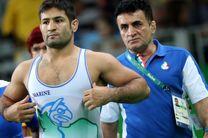سعید عبدولی به نیمه نهایی کشتی فرنگی قهرمانی جهان راه یافت