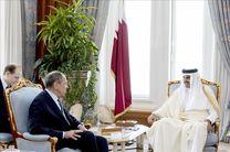 حمایت قطر و روسیه از گفتگوهای صلح افغانستان