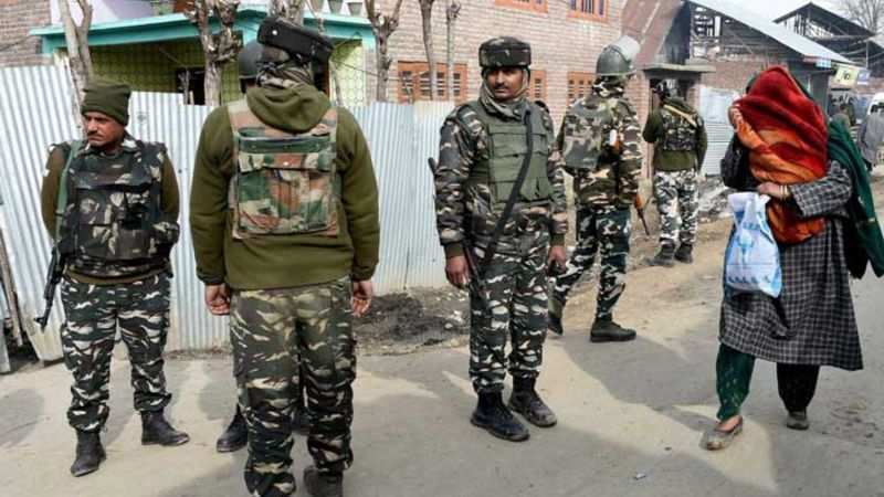 2 Indian soldiers killed by car bomb