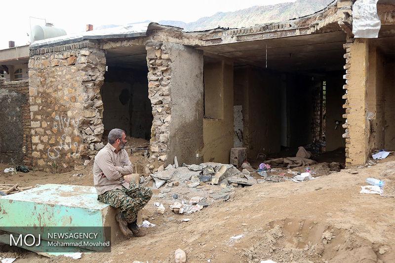 """کمک ۲ میلیارد ریالی خانواده بسیجی شهید """"علیزاده"""" به هموطنان سیلزده در لرستان"""