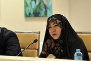 مرضیه شفاپور به نهمین جشنواره بینالمللی مد و لباس فجر پیام داد