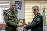 دیدار رییس ستاد مشترک ارتش عراق با سرلشکر باقری