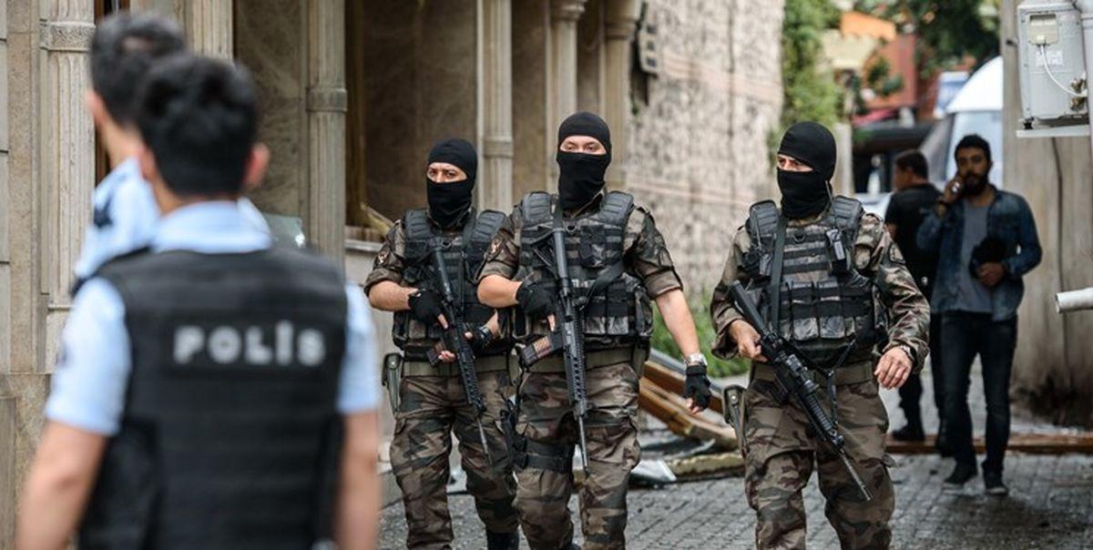 بازداشت ۲۵۴ نفر در ترکیه به اتهام عضویت در داعش و جنبش گولن
