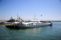 رشد 11 درصدی تردد دریایی در هرمزگان/بیش از 4 میلیون  600 هزار نفر سفر در هرمزگان