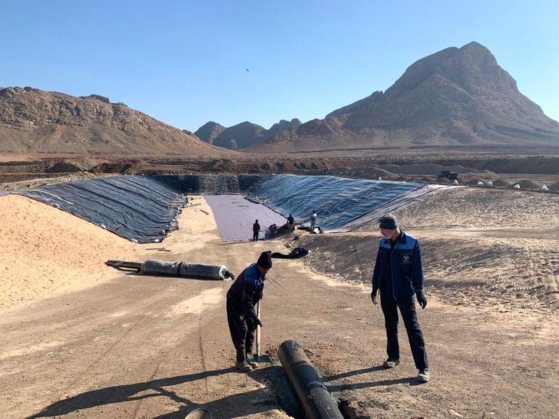 بهره برداری از لاگن های تبخیری شیرابه تا 2 ماه آینده در اصفهان