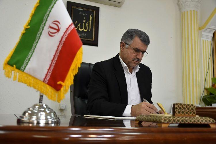 انتصاب رئیس جدید اداره سنجش آموزش و پرورش استان گیلان
