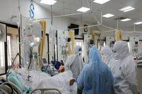 بستری شدن 9 بیمار جدید مبتلا به کرونا در منطقه کاشان