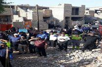 پاسخ شهرداری به حادثه ریزش کوه در منطقه مسکونی اهواز