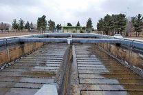 کاهش 17 درصدی ورودی آب به تصفیه خانه بابا شیخ علی
