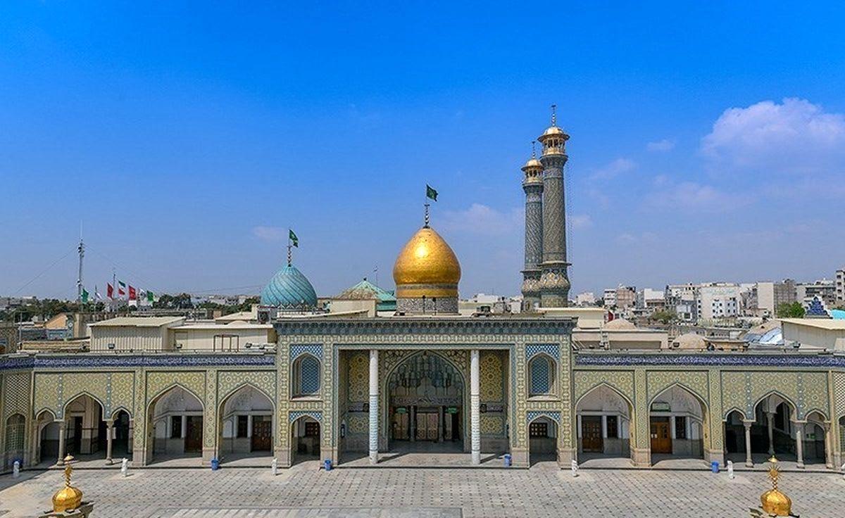 ساعات بازگشایی درب های حرم حضرت عبدالعظیم (ع) اعلام شد