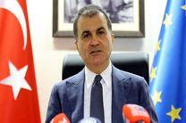 ترکیه خطاب به مرکل: حرفهایت یادت نرود!