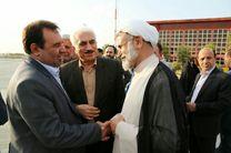 رئیس و اعضای کمیسیون آموزش و تحقیقات مجلس وارد خرمآباد شدند