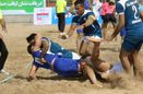 ۳۵ بازیکن به اردوی تیم ملی کبدی ساحلی مردان دعوت شدند